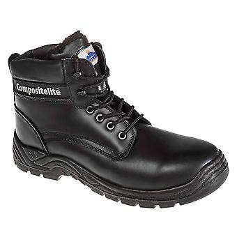 Portwest - Compositelite Fur foret Thor Workwear ankel Workwear Ankel Boot S3 CI