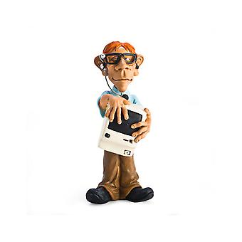 Information Technology Guy Figurine