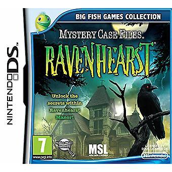 Mystery Case Files Ravenhearst (Nintendo DS)