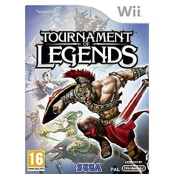 Turnering Legends (Wii)
