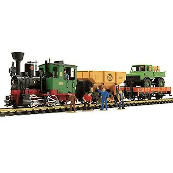 LGB Set Work Train Starter Set - G Gauge 78403