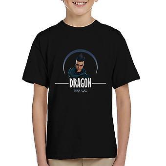 Fortnite Dragon Ninja Class Kid's T-Shirt