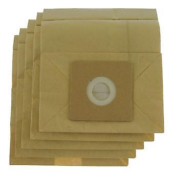 Argos Vc301 Papier Staub Staubsaugerbeutel