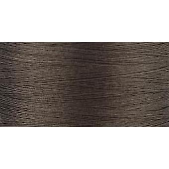 Natural Cotton Thread Solids 876yd-Bark Brown