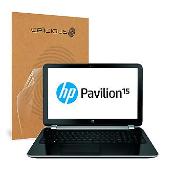 Celicious Impact Anti-Shock Shatterproof Screen Protector Film Compatible with HP Pavilion 15 N278SA
