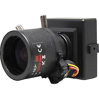 BSC HD 2810 Mini CCTV telecamera 700 TVL 2,8 - 10 mm