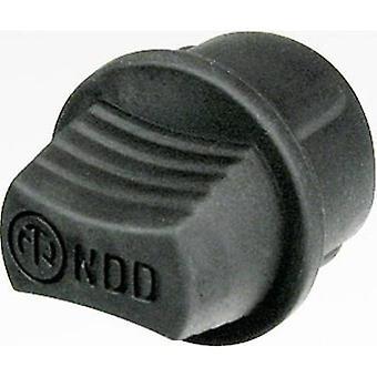 Filler plug Neutrik NDD negro 1 PC
