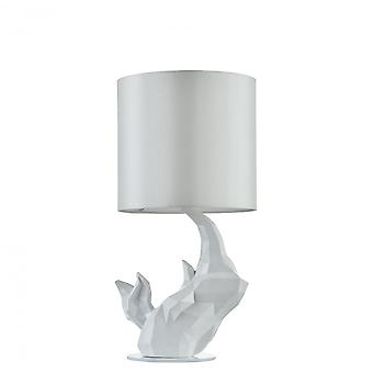 Maytoni Lighting Nashorn Table & Floor Table Lamp , White