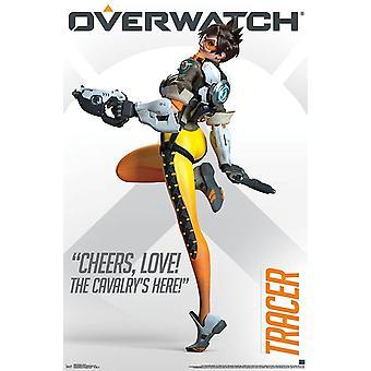 Overwatch - Cheers Poster Print
