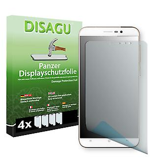 Cubot note S screen protector - Disagu tank protector protector (deliberately smaller than the display, as this is arched)