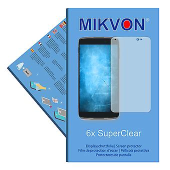 Alcatel OneTouch Idol 3 5.5 Zoll screen protector- Mikvon films SuperClear