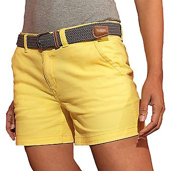 Outdoor Look Womens Yanie Classic Casual Soft Chino Shorts