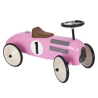 Fuß Auto Metall Pink