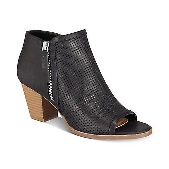 Style & Co. Womens kirii Peep Toe Ankle Fashion Boots