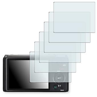 Casio Exilim EX-ZR710 screen protector - Golebo crystal clear protection film