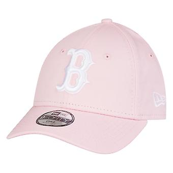 New Era 9Forty Kinder Cap - Boston Red Sox hell pink