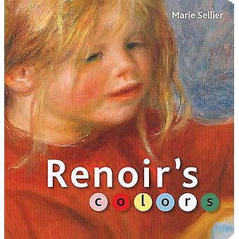 Renoir färger av Marie Selier - 9781606060032 bok