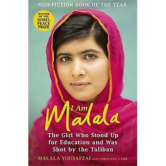 Jestem Malala - dziewczyna, który stał się dla edukacji i został zastrzelony przez