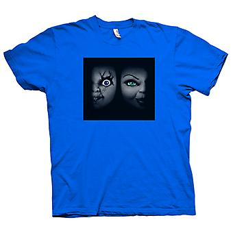 Mens T-shirt - Chucky die Mörderpuppe - Horror - Film