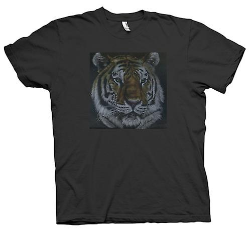 Womens T-shirt - Tiger - Wildlife