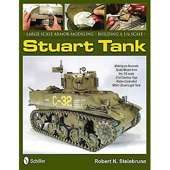 Large Scale Armor Modeling - Building a 1/6 Scale Stuart Tank by Rober