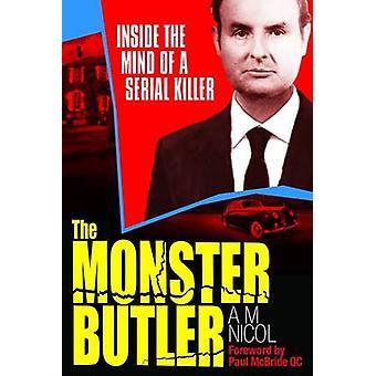 Le majordome de monstre par Allan Nicol - livre 9781845023362