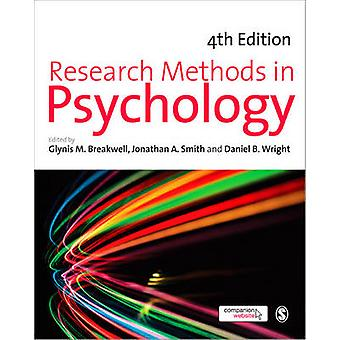Research Methods in Psychology (4th Revised edition) by Jonathan A. S