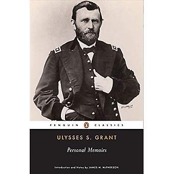 Memórias pessoais de Ulysses S.Grant (Penguin Classics)