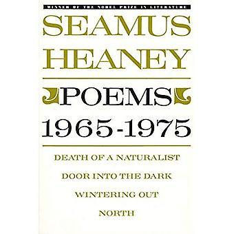 Gedichten, 1965-1975
