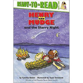 Henry och Mudge och Starry Night (Henry & Mudge böcker