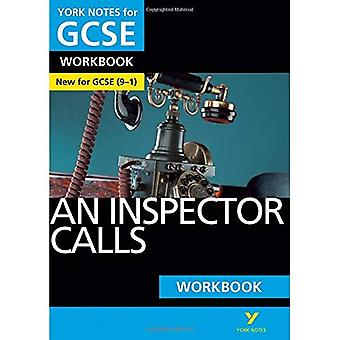An Inspector Calls: York Notes for GCSE Workbook: Grades 9-1