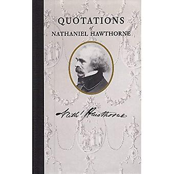 Quotations of Nathaniel Hawthorne