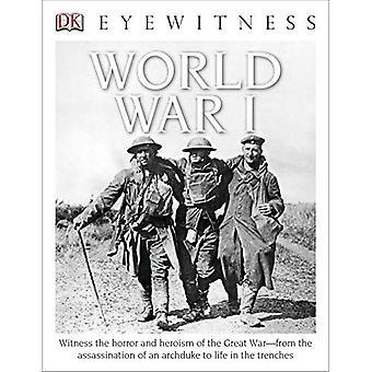 DK Eyewitness livres: World War I