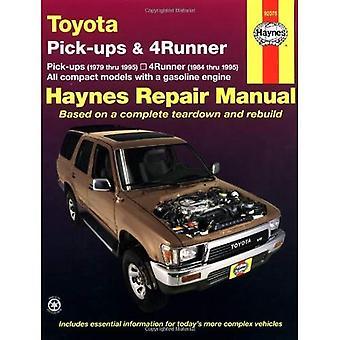 Toyota Pick-ups and 4-runner Automotive Repair Manual (Haynes Automotive Repair Manuals)