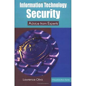 Information Technology Security Advice from Experts