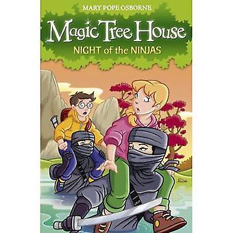 Magic Tree House 5: Night of the Ninja (Magic Tree House)