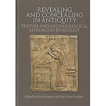 Enthüllt & verbergen in der Antike (Aarhus-Studien in der mediterranen Antike)