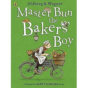 Meister-Brötchen Bäcker Boy (glückliche Familien)