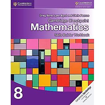 Cambridge Checkpoint matematik færdigheder Builder projektmappe 8