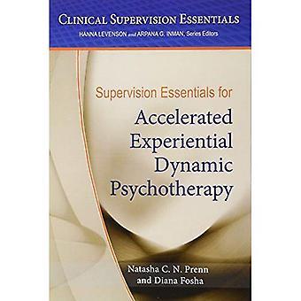 Aufsicht-Grundlagen für das beschleunigte Erlebnispädagogik dynamische Psychotherapie (klinische Supervision Essentials)