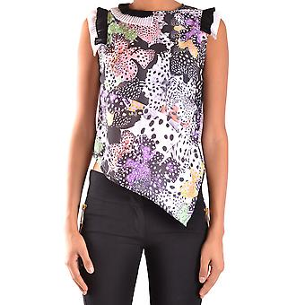Just Cavalli Multicolor Polyester Top