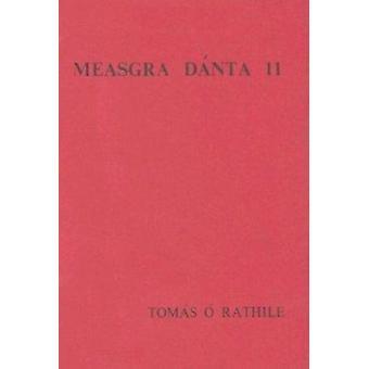 Measgra Danta - Miscellaneous Irish Poems - v. 2 by Tomas O'Rathile - 9