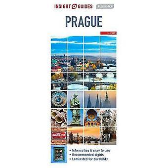 Insight Guides Flexi Map Prague - 9781786719447 Book