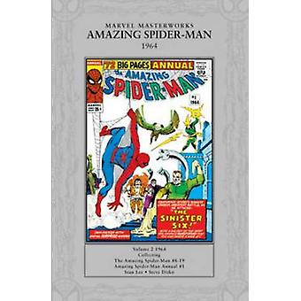 The Amazing Spider-Man - v. 2 - 1964 - Annual #1 by Stan Lee - Steve Dit