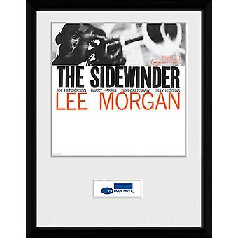 Blue Note Sidewinder indrammet Collector Print 40x30cm