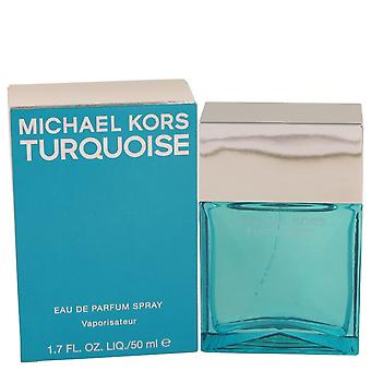 Michael Kors Turquoise by Michael Kors Eau De Parfum Spray 1.7 oz / 50 ml (Women)