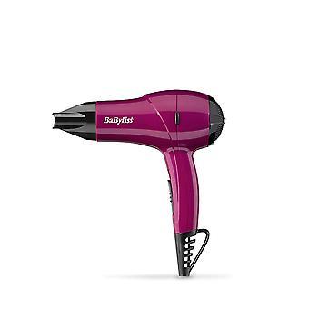 BaByliss 5282BAU Nano Dry 1200W Multi Voltage Travel Hair Dryer - 3 Yr Warranty