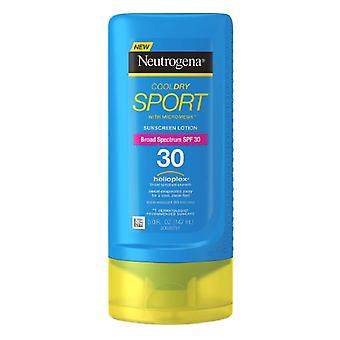 Neutrogena cooldry sport sunscreen lotion, spf 30, 5 oz