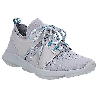 Hush Puppies Womens World Bounce Max Running Trainers Shoes