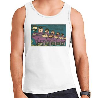The Phantom Thru The Ages Men's Vest